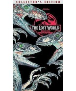 The Lost World Jurassic Park VHS, 2000, Collector's Edition Free Shippin... - $9.09