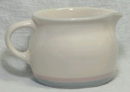 Pfaltzgraff 2cup Gravy/Milk Pitcher in Pink Aura - $3.96