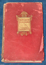 VINTAGE 1926 MONSIEUR BEAUCAIRE BY BOOTH TARKINGTON DOUBLEDAY PAGE BOOK FAIR CON - $12.86