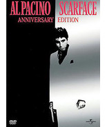 Scarface DVD, 2003, Widescreen; Anniversary Edition Drama FREE SHIPPING ... - $7.60
