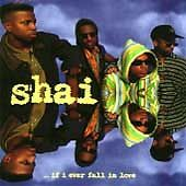 If I Ever Fall in Love Shai Cassette Dec 1992 Gasoline Alley / MCA FREE SHIP USA