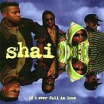 If I Ever Fall in Love Shai Cassette Dec 1992 Gasoline Alley / MCA FREE ... - $7.25