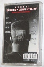 Return of Superfly (Cassette, Aug-1990 Capitol/EMI Records) FREE SHIPPIN... - $7.25