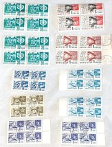 40 LOT 1966 CCCP NOYTA 30, 16, 10, 6, 2 KON 1917-1966 1 GBP 49 YEARS STA... - $9.18