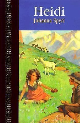 Primary image for Heidi by Johanna Spyri and Random House Value Publishing Staff 1998 Hardcover