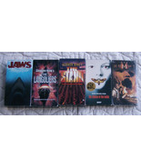 5 Lot VHS Tapes Movie Mummy Silence of the Lambs Stand Langoliers Jaws H... - $18.38
