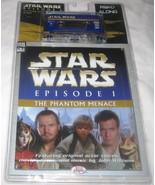 Star Wars Episode I The Phantom Menace 1999, Cassette, Read Along Free S... - $9.09