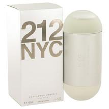 Carolina Herrera 212 Eau De Toilette Spray 3.4 Oz  image 2