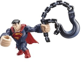 SUPERMAN Man Of Steel Quick Shots CRUISER SMASH Battle Pack W/ SUPERMAN ... - $9.94