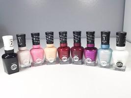 Sally Hansen Miracle Gel Nail Polish, and Top Coat Choice Colors - $17.99