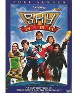 SKY HIGH DVD 2005 FULL FRAME Michael Angarano, Kurt Russell FREE SHIPPIN... - $6.82