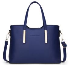 3 Bags,Women Leather Large Handbags Shoulder Bags Fashion New Bags L358-2 - $42.99