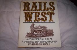 Rails West - $35.00