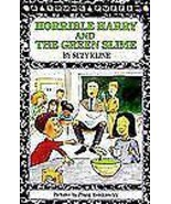 Horrible Harry and the Green Slime Suzy Kline 1991 Paperback FREE SHIP U... - $5.17