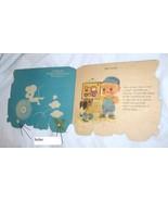 VINTAGE 1950 WHITMAN BOOK THE CRANE WESTERN PUBLISHING CO FREE SHIPPING ... - $6.90