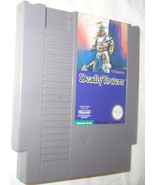 Deadly Towers NES, 1985 Nintendo Entertainment System Free Shipping U.S.A. - $9.18
