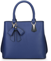 Fashion Women Shoulder Bag New Style Bowknot Leather Handbags Medium Purse 359-7 - $39.99