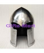 Medieval Armour Barbute Barbuta Wearable Helmet Armor  - $130.00