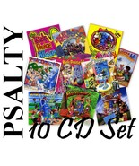 Psalty's Childrens Kids Praise Christian Songs Singalong Worship 1-10 Se... - $202.43