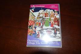 Anita Goodesign Embroidery Machine Designs CD Christmas Village - $30.84