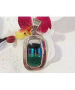 Sterling silver 925 Agate pendant - $38.00