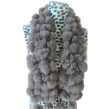 Winter Warm Imitate Rabbit Fur Scarf - $16.99+