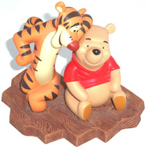 Disney Winnie Pooh Tigger Figurine Thanks for being a Caring Sort of Bear - $69.95