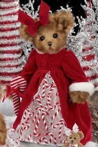 "Bearington Bears ""Candace Cane"" 16"" Collectible Bear- Sku#173054 -New- 2008 - $49.99"
