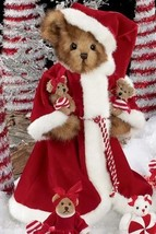"Bearington Bears ""Jolly Old Saint Mint"" 16"" Collectible Bear-Sku#173053-New-2008 - $49.99"