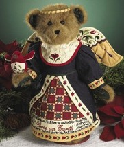 "Boyds Bears -Jim Shore ""Peace on Earth"" #4014710 -14"" Plush Bear- 2009- Retired - $79.99"