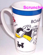 Mr Monopoly Coffee Mug Boardwalk Collector Tall... - $39.95