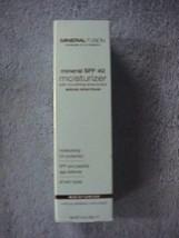 Mineral Fusion Mineral SPF40 Face Moisturizer Sunscreen Vegan Hypoallerg... - $14.11