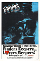 FINDERS KEEPERS, LOVERS WEEPERS Movie POSTER Russ Meyer - $6.63+