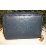 Coach Sonoma Zip Around Wallet Credit Card Case... - $22.00