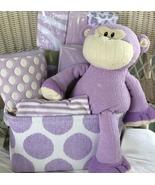 Maggie Monkey Baby Gift Basket - $69.00