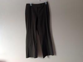 Women's dark olive green slacks - $39.59