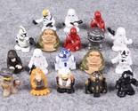 Star Wars Mini Figures Series Force Awakens Stormtrooper R2-D2 Doll New Lot Set