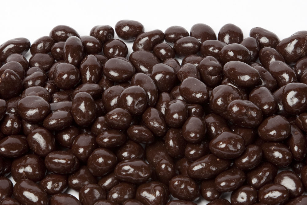 DARK CHOCOLATE RAISINS, 2LBS