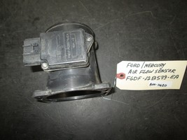 FORD MERCURY AIR FLOW SENSOR #F6DF-12B579-EA *See item* - $12.33