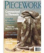 Back Issue of Piecework Needlework Magazine Nov... - $7.99