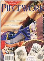 Back Issue of Piecework Needlework Magazine Mar... - $9.95