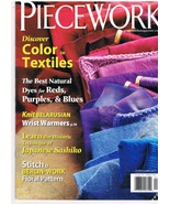 Back Issue of Piecework Needlework Magazine March April 2011 - $7.99
