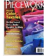 Back Issue of Piecework Needlework Magazine Mar... - $7.99