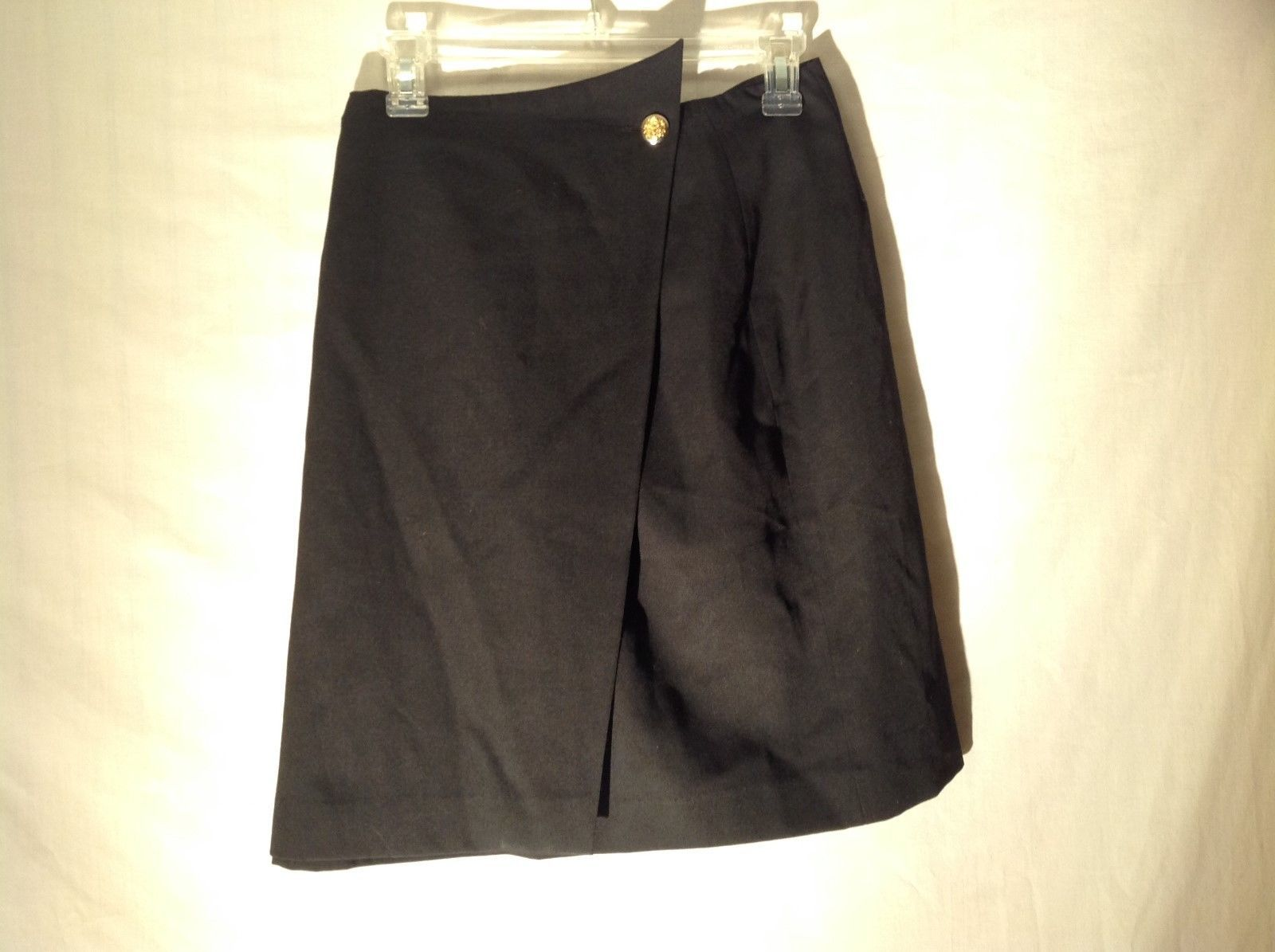 Nipon Studio Women's Black Skirt Size 12