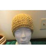 Handmade Womens Bun Style Hat - Tan - $12.99