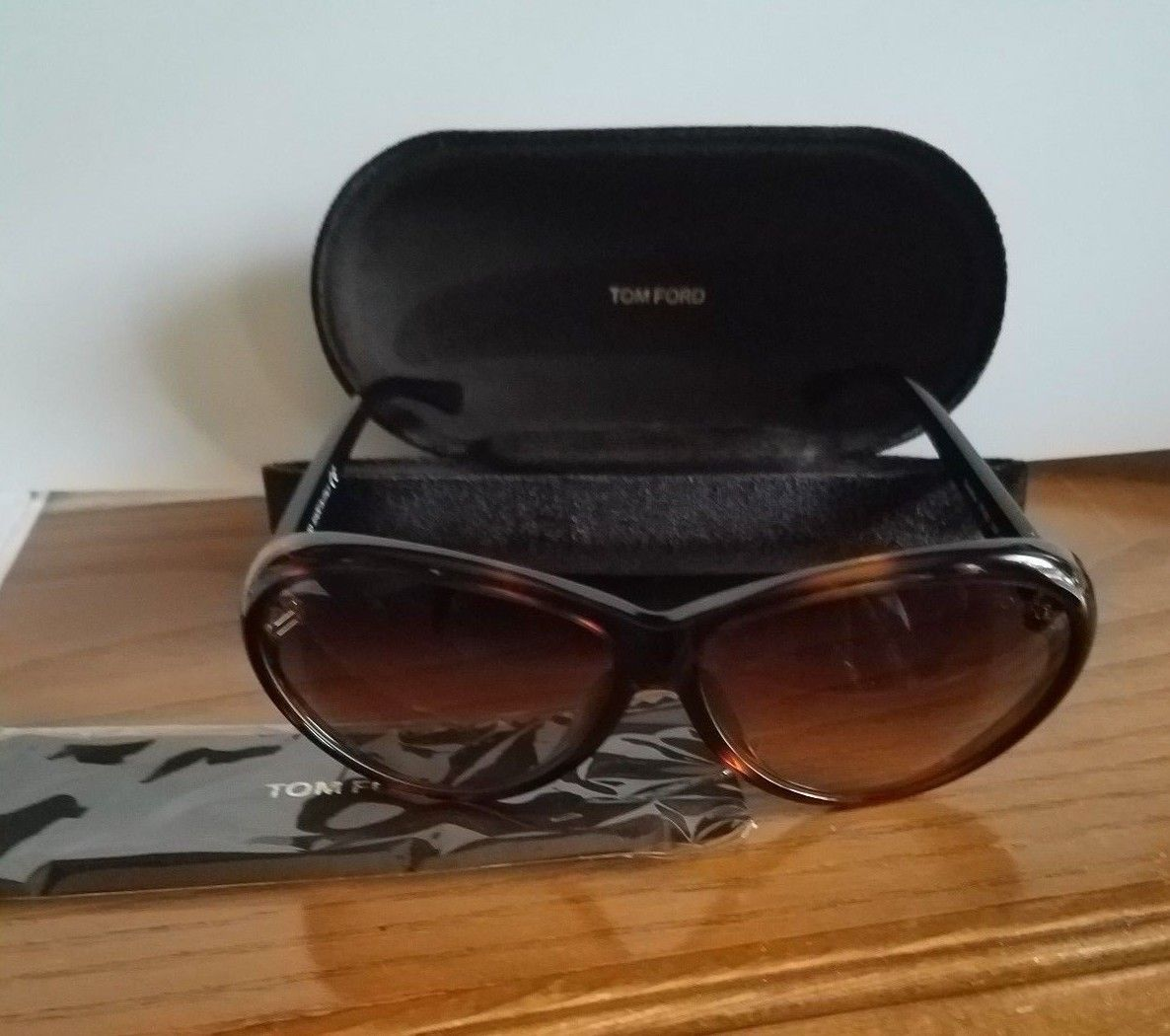 7ec800bc26f32 NEW Authentic Tom Ford Geraldine Sunglasses and 50 similar items. S l1600