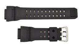 Genuine Rubber Watch band Strap for Casio G-Shock GW-9400 Black - $15.25