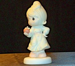 Precious Figurines Moments Yield Not To Temptation 521310 AA-191881  Vintage Col image 3
