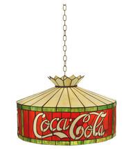 "24""W COCA-COLA PENDANT Glass Lighting Fixture - $496.00"