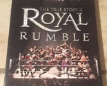WWE: The True Story of Royal Rumble (DVD, 2016, 3-Disc Set), The Rock, Taz